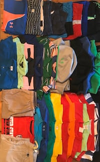 Boys Spring Summer Clothes Size 8/10 T ( M) Alexandria, 22304