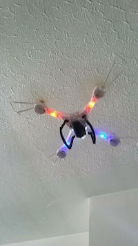 Rc Web drone with extra battery's blades motors Calgary, T2C 4A7