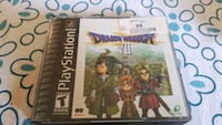 Dragon Warrior VII 7 Dragon Quest series psx Garland, 75043