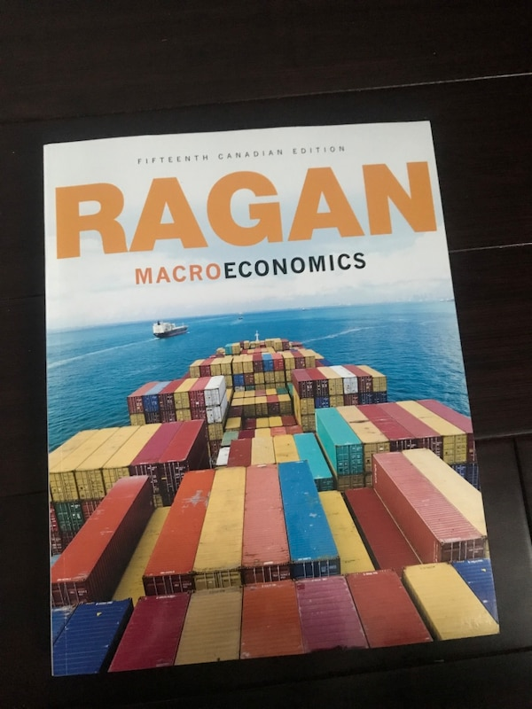 Ragan Macro and Micro Economics Textbooks d6548c41-1901-466e-b70d-76f7fa4d0c1e