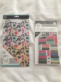 Miscellaneous Happy Planner stickers  Cape Canaveral, 32920