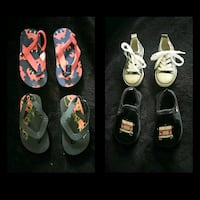 Toddler Shoes & Sandals - Size 5 & 6 Bakersfield, 93311