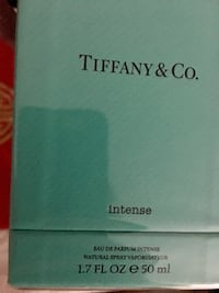 Tiffany Intense Perfume and free gift (1.7 Fl Oz) Falls Church, 22043