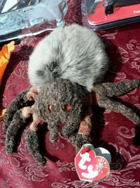 """""""Hairy"""" the Spider beany baby Queens, 11414"""
