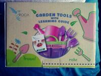 Garden Tool with Learning Guide