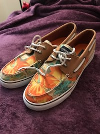Tropical Sperry's