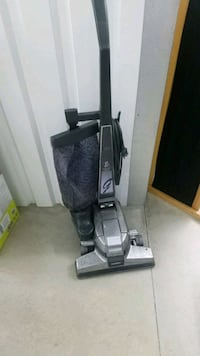 black and gray upright vacuum cleaner Frederick, 21701