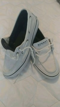 Hardly used Sperry boat shoes Lake Worth