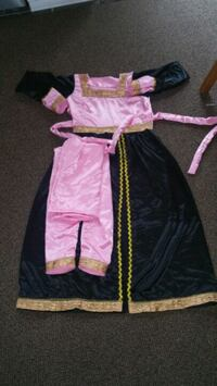 pink and black zip-up jacket and pants Calgary, T3J 2T2