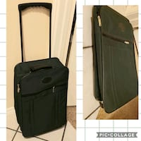 Carry-on Rolling Suitcase (Folds to some degree) Plano, 75025