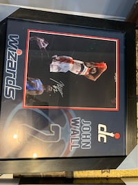 Signed John Wall, Bradley Beal and All Star John Wall frames Upper Marlboro, 20774
