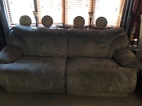 2 reclining sofas + loveseat So comfortable! Not perfect see pics Omaha, 68164