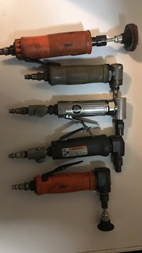 Air drills for sale all 5 for 150 Temple Hills, 20735