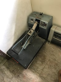 Hix heat press Barr