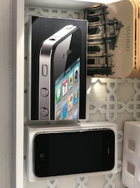 iPhone 4, Black 32GB GSM FACTORY UNLOCKED Bærums Verk, 1353