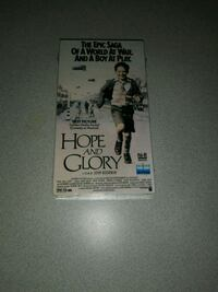 HOPE AND GLORY VHS NEW FACTORY SEALED  Naperville, 60563