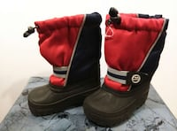 The Children's Place Thermolite Snow Boots - Sz 7 Accokeek, 20607