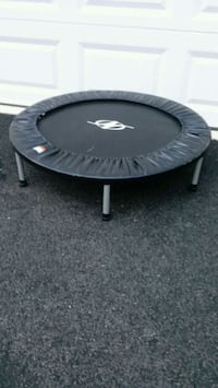 round black and gray trampoline Germantown
