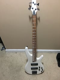 White and brown electric guitar Beltsville, 20705
