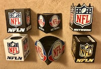 RARE NFL Branded Microphone Covers for TV Hosts - Shows - Talent HERMOSABEACH