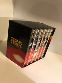 Star Trek vhs movie collection  Laval, H7T