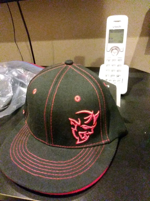 3ce5138bc1c Used Dodge demon hat new never worn for sale in Seattle - letgo