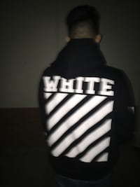 Off white hoodie Tracy, 95376