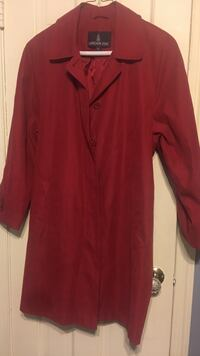 London Fog Red Coat Size 14 to 16 Baltimore, 21229