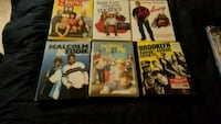 four assorted DVD movie cases Frederick, 21702