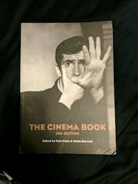 The Cinema Book 2nd edition text book  Vaughan, L4H