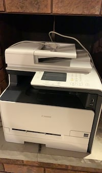 Canon printer/fax/photo copier