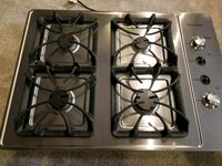 Stainless Steel Gas Cooktop Bowie, 20721