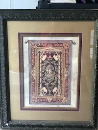 brown wooden framed wall decor Charlotte, 28226
