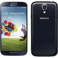 Almost new Samsung Galaxy S4, SGH-I337M - Black - 16GB LTE, Unlocked for all , used Toronto