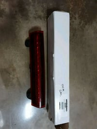 3rd tail light lens only OEM used
