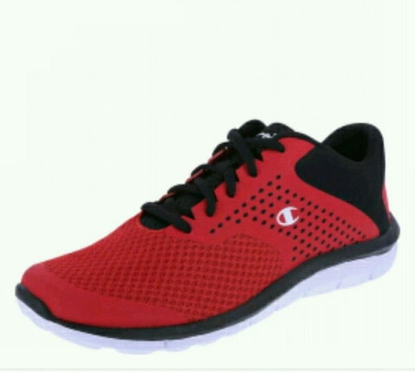 Red Champion Cross trainers Size 7 Men's $25