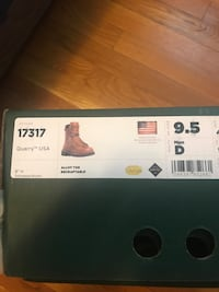 Danner boots. Size 9.5 Irwin, 15642