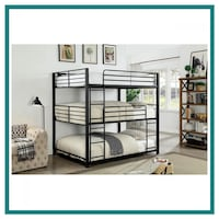 Bunk Beds Twin Over Twin - $899 / $10 Down Littleton