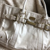 PRADA white hand bag  Burnaby, V5B 2Z8