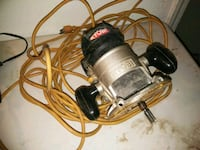 black and gray corded power drill Fresno, 93702