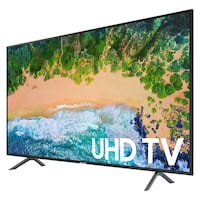 "SAMSUNG 65"" Class 4K (2160P) Ultra HD Smart LED TV UN65NU7300FXZA (2018 model) Woodbridge, 22191"