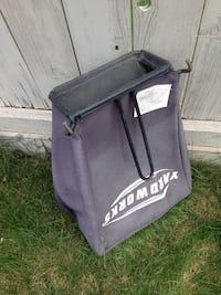 YardWorks Lawnmower rear bag replacement