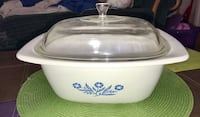 Vintage corningware Dutch oven. 4 quart Mississauga, L5B