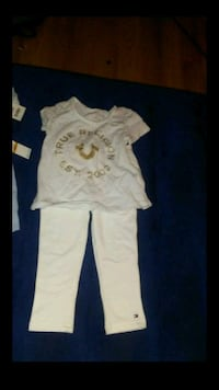 Girls tommy hilfiger and true religion brand new  Youngstown, 44510