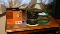 Bosch sander and pads Springfield