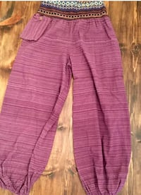 Boho hippie tribal costume  pants size s/m Oklahoma City, 73145
