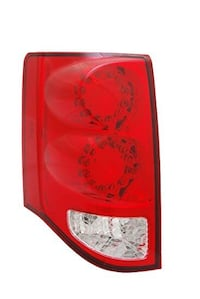 TYC  [TL_HIDDEN]  Dodge Grand Caravan Left Replacement Tail Lamp Toronto, M3K 1H5