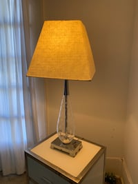 Nightstand and lamp  New Orleans, 70117