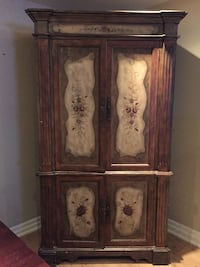 Hooker furniture armoire /tv stand /storage unit  Toronto, M4P 1Z4