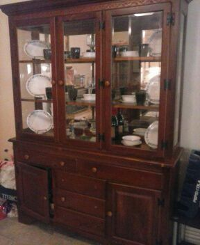 Exceptionnel 1980s Kincaid China Cabinet